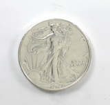 183.    1941-D  Walking Liberty Half Dollar