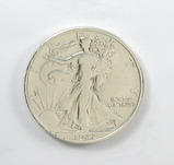 187.    1942-S  Walking Liberty Half Dollar