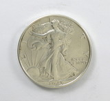 188.    1943    Walking Liberty Half Dollar