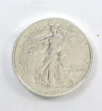 189.    1943-D  Walking Liberty Half Dollar