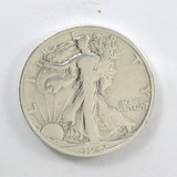 190.    1943-S  Walking Liberty Half Dollar