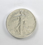 191.    1944    Walking Liberty Half Dollar