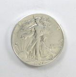 197.    1946    Walking Liberty Half Dollar