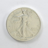198.    1946-D  Walking Liberty Half Dollar