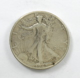 201.    1947-D  Walking Liberty Half Dollar