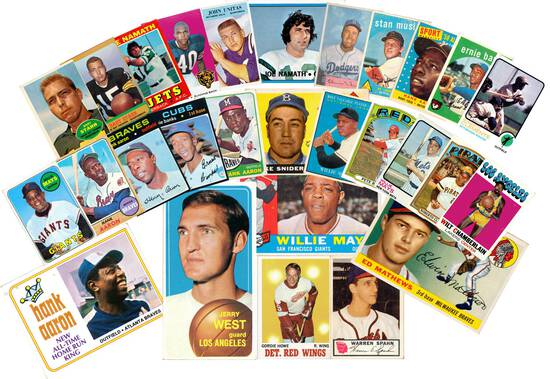 Sports Cards & Sports Collectibles