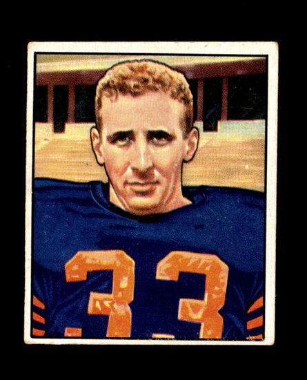 1950 Bowman Football Card #98 Fred Morrison Chicago Bears