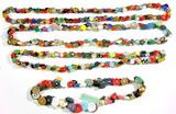4 Homemade Button Necklaces