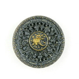 Antique 1.4 Inch Dia. Metal Button