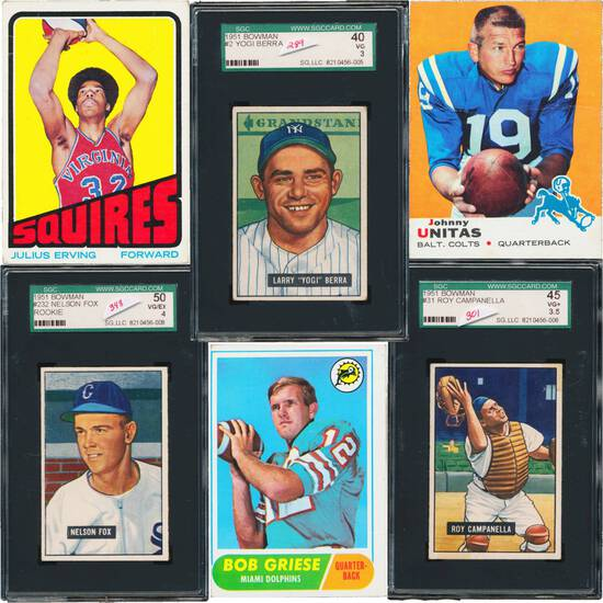 Collectable Sports Cards