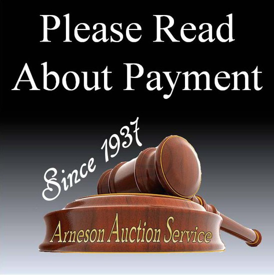 PLEASE NOTE ABOUT PAYMENT: We Like to Ship Quickly and will automatically u