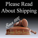 PLEASE NOTE ABOUT SHIPPING COSTS:  1). We automatically ship all lots unles