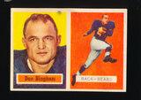 1957 Topps Football Card #117 Don Bingham Chicago Bears