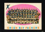 1959 Topps Football Card #46 Green Bay Packers Team Card/2nd Series Checkli