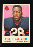 1959 Topps Football Card #145 Willie Galimore Chicago Bears