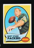 1970 Topps Football Card #30 Hall of Famer Bart Starr Green Bay Packers
