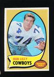 1970 Topps Football Card #87 Hall of Famer Bob Lilly Dallas Cowboys