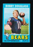 1971 Topps Football Card #54 Bobby Douglass Chicago Bears