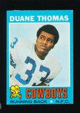 1971 Topps Football Card #65 Duane Thomas Dallas Cowboys
