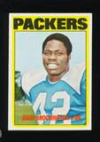 1972 Topps Football Card #85 John Brockington Green Bay Packers