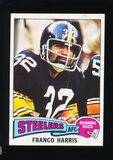 1975 Topps Football Card #300 Hall of Famer Franco Harris Pittsburgh Steele