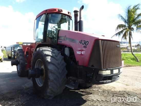 20017 CASE-IH 430 HD STEIGER