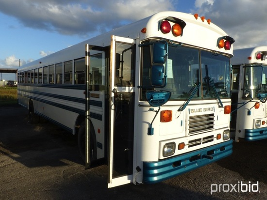 1998 BLUE BIRD BUS