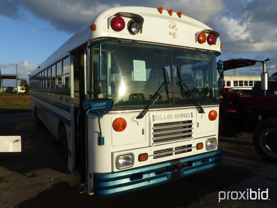 1994 BLUE BIRD TC2000 BUS