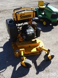 WRIGHT STAND ON 36'' MOWER