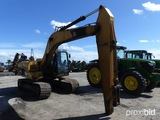 2007 CATERPILLAR 315CL EXCAVATOR HOURS READ 20610 (MAIN CENTER H FRAME BUSTED ON RIGHT SIDE)    VIN/