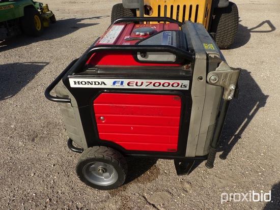 HONDA EV 7000