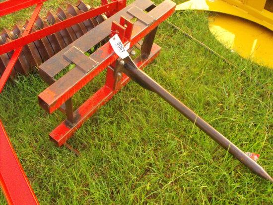 Front Loader Hay Spear