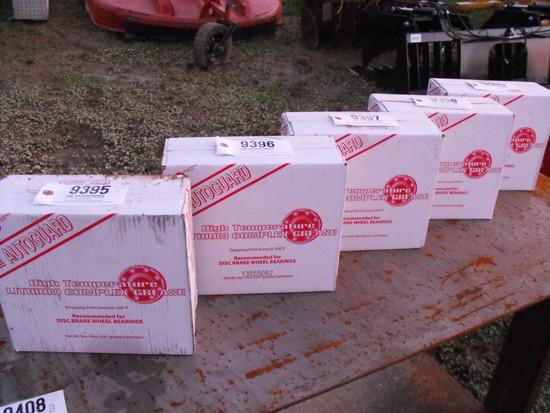 HIGH TEMP LITHIUM GREASE  10 TUBES/BOX