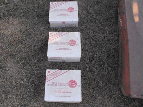 BOX OF HI TEMP LITHIUM GREASE  10 TUBES