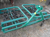 3PT DRAG HARROW  NEW