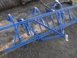 2 ROW SPRING CULTIVATOR