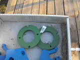 (2) JOHN DEERE WHEEL WEIGHTS