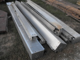 (3) ROLL SEAL DOORS