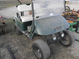 EX GO GOLF CART WITH CHARGER