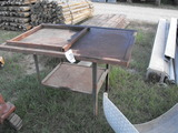 METAL WORK TABLE
