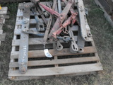 PALLET OF 3PT HITCH PARTS