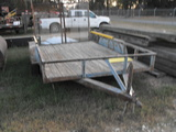 14' TRAILER WITH RAMP