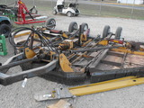 15' BATWING MOWER/ 540 PTO/COMPLETE