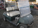 YAMAHA GREEN GOLF CART