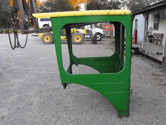 830 John Deere cab