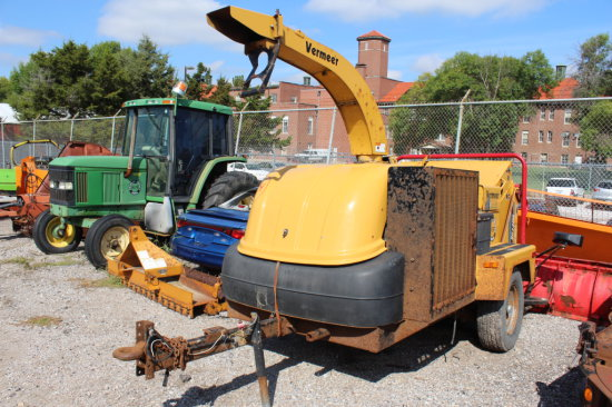 2006 VERMEER Brush Chipper