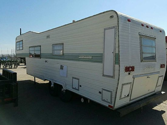1975 Twilight Bungalow Camper 5th Wheel Vehicles Marine Aviation Recreational Rv S Campers Auctions Online Proxibid