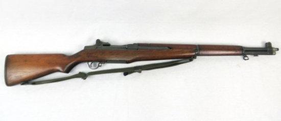"""Springfield US M1 Garand .30-06 Semi-auto Rifle.  Very Good Condition. 24"""" Barrel. Shiny Bore, Tight"""
