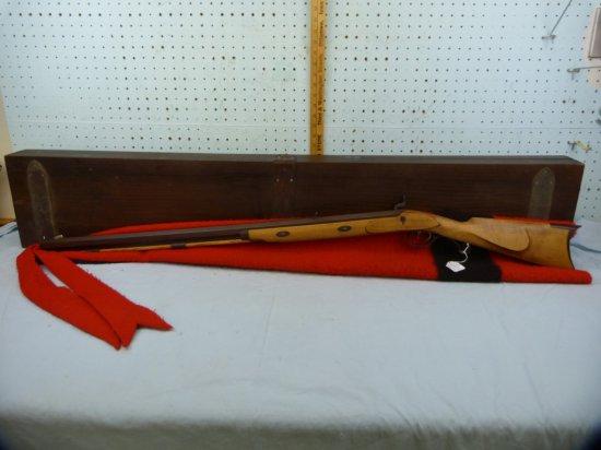 Hawken (Jim Bridger) Commemorative black powder Rifle, 45 or 50 cal,