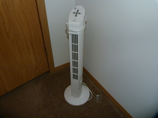 Aries Model CT-298TF oscillating fan